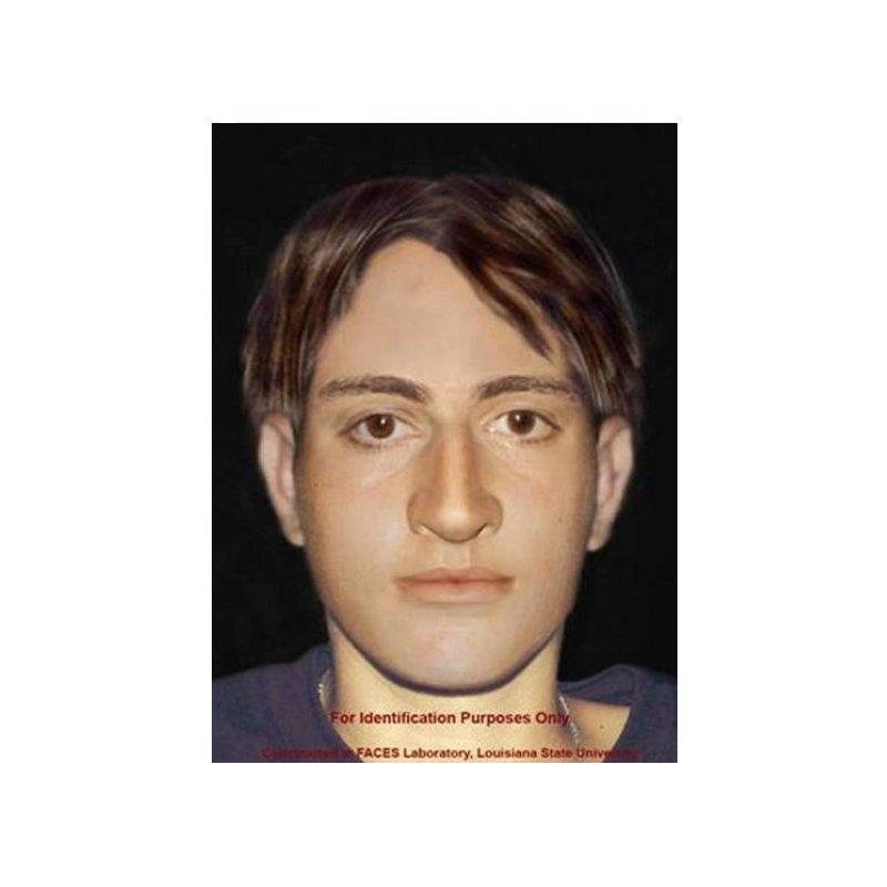 Corll John Doe 1973