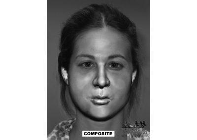 Bones 10 84-054800 Jane Doe 1984
