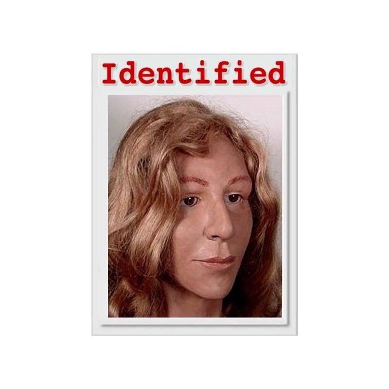 Identified Kentucky Jane Doe 2001